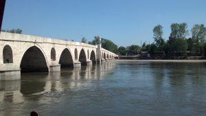 Meriç nehri kenarı