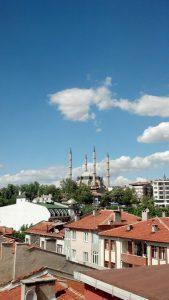 Selimiyeye uzaktan bakış